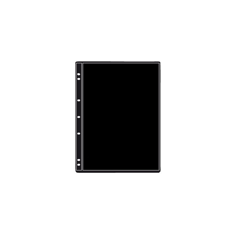 Prinz Profil System Card black interleaves packs of 5