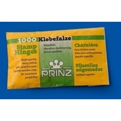 Prinz stamp hinges  - packet of 1,000