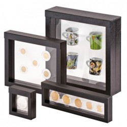 Lindner Nimbus floating display frames - choice of sizes and styles